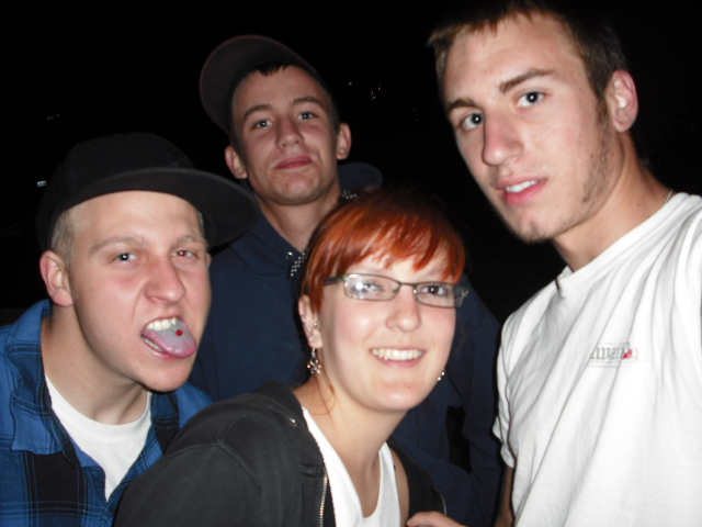 Kurtis, Jordan, Amy, and Joe 2009